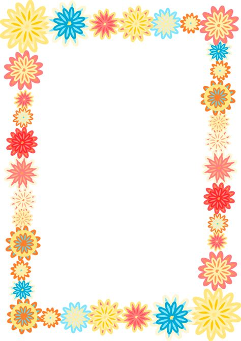 flower frame cliparts free download clip art free clip art clipart library