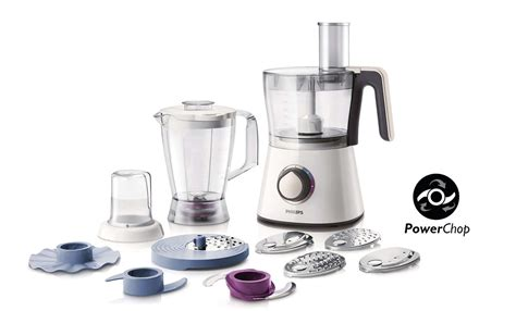 Blender Mini Avent viva collection food processor hr7761 00 philips