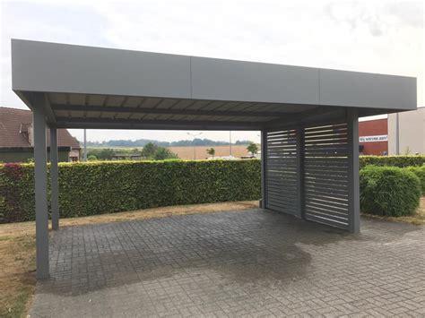 carport alu carport aluminium horizon portails