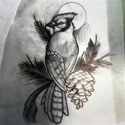 jay tattoo family best 25 blue jay tattoo ideas on pinterest blue jay