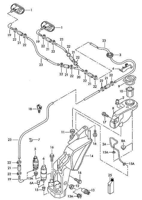 Leaking washer bottle - fix?? | Audi-Sport.net