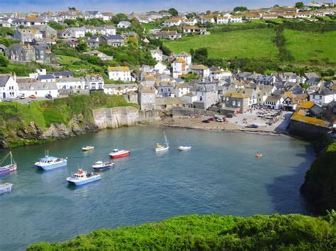 3d Murals by England Cornwall Port Isaac Uk Photographic Print By