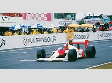 Japanese Grand Prix – 1988 - The history of Ayrton Senna F1 Driver Numbers