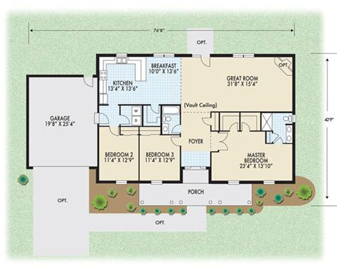 the batavia floor plan zeilman homes inc