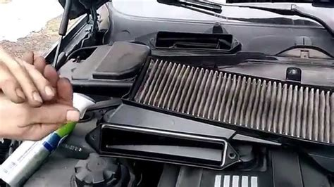 Bmw Cabin Filter by How To Replace Your Bmw E90 3 Series Cabin Filter
