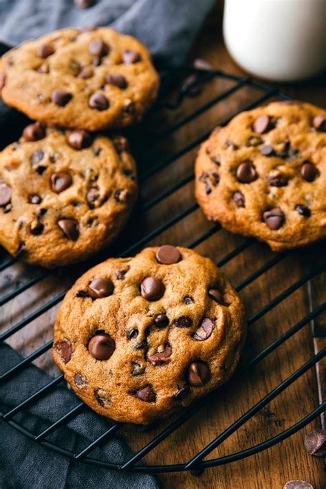 best bakery the best bakery style pumpkin chocolate chip cookies