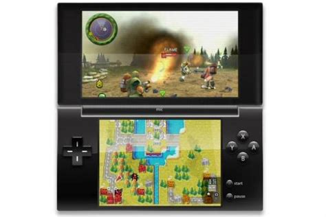 a new revised rotating title around a rotating rumor new ds widescreen is coming april 2009 ign