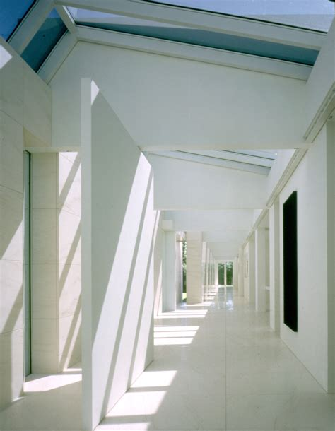 Modern House Interior gallery of ad classics neugebauer house richard meier