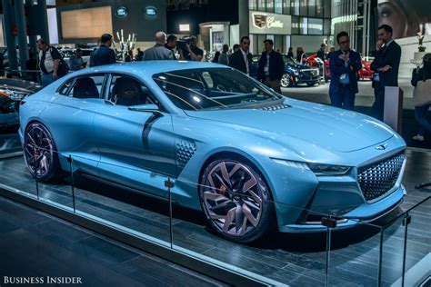 Future Hyundai Cars by Genesis Ny Concept Future Bmw Rival Business Insider