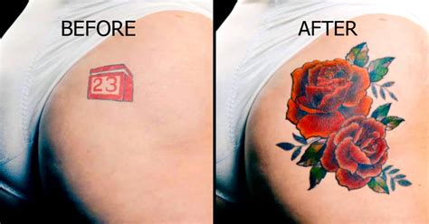 tattoo fixers fake 9 before and after tattoos courtesy of tv show tattoo