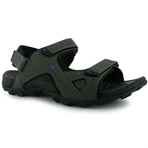 hiking sandals mens karrimor mens gents antibes walking hiking sandals outdoor