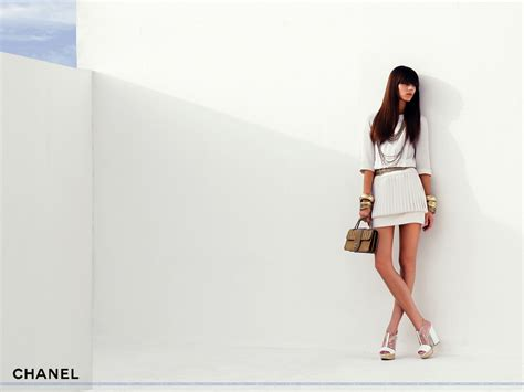 Anting Fashion Branded Chanel 2 fashion wallpapers