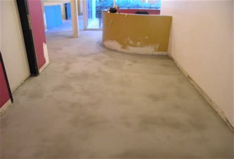 Concrete Surface Prep   Mastic Removal Contractor