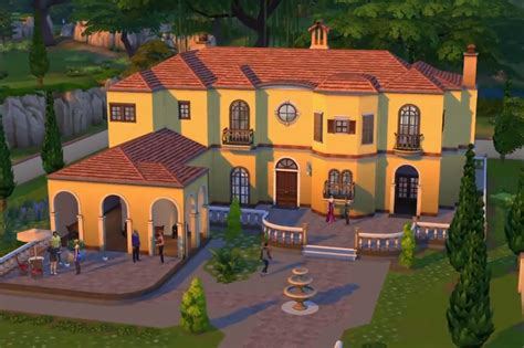 the sims 4 houses week 9 3d modeling in the sims dh101 fall 2014