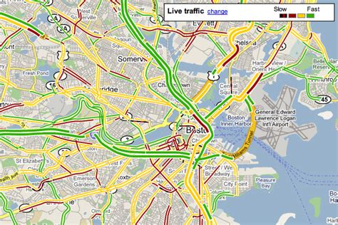 maps traffic colors painting the traffic picture gps review