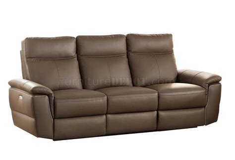 motion sofas olympia power motion sofa 8308 by homelegance w options
