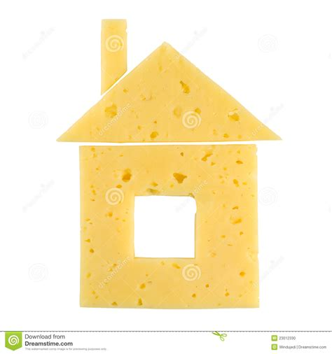 cheese house house made of cheese stock photo image of home nobody 23012330
