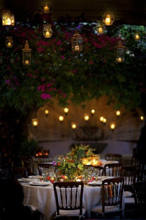 Small Wedding Reception At A Restaurant