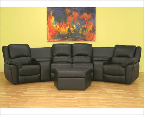 warehouse interiors home theater seating curved row in