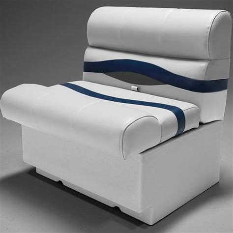 pontoon boat upholstery deckmate premium pontoon boat seats pontoonstuff com