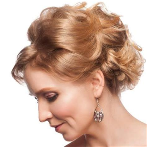 mother of the bride hairstyles partial updo mother of the bride hairstyles partial updo mother of