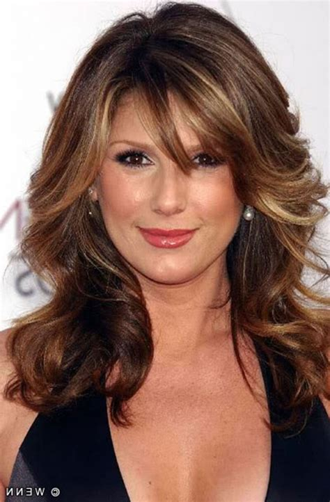 long layered haircuts over 40 long layered haircuts for women over 40 wavy layered