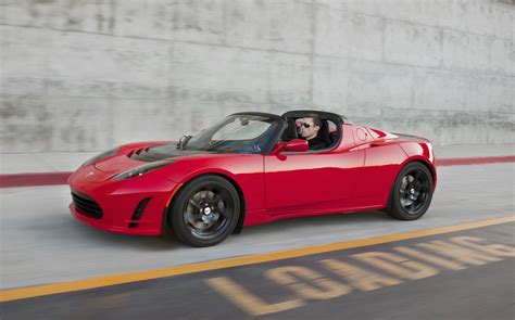The Tesla Roadster New Tesla Roadster On The Way Could Be Fastest Tesla Yet