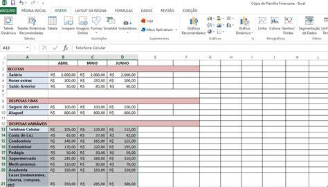 Como Criar Layout No Excel | como criar um gr 225 fico no excel