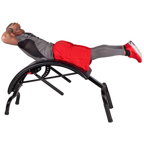 traction table for back deluxe backwave traction bench back inversion table