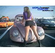 World Version Custom Gatas X Fusca