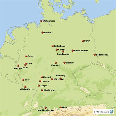 Deutsches Büro Grüne Karte Formular by Goruma Unesco Weltkulturerbe Deutschland Goruma