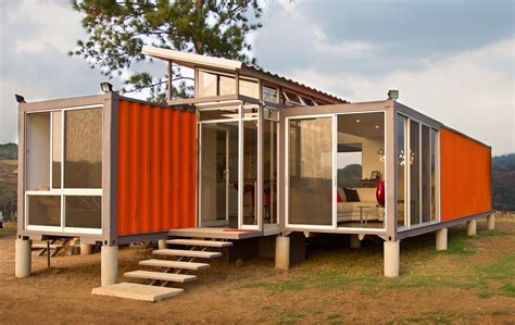 orange housing 5 shipping container homes that inspire your inner architect