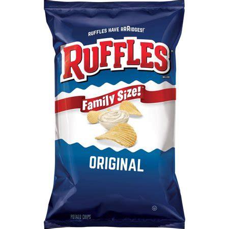 ruffles original potato chips, 9 oz. walmart.com