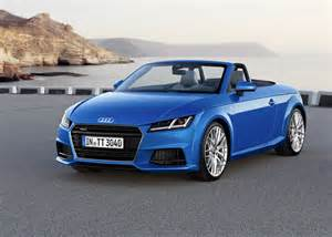 audi opens up new tt and tts roadster 31 photos
