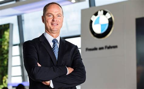 Ceo Of Bmw by Bmw Names Bernhard Kuhnt As New Ceo For America