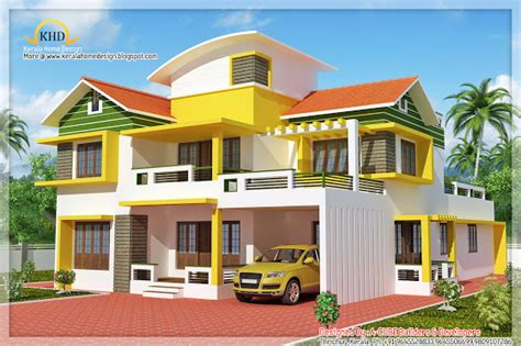 kerala home design blogspot 2011 archive kerala home design and floor plans duplex house elevation