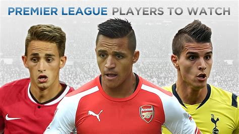 black premier league players hair styles premier league 2014 2015 preview who will be the standout players youtube