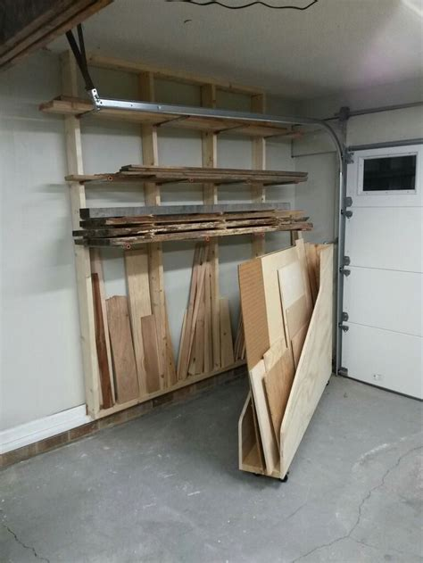 best 25 lumber storage ideas on
