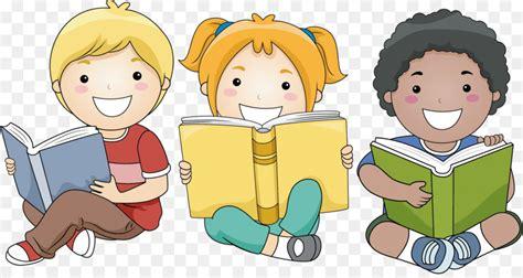 clip reading children reading a book clipart www pixshark