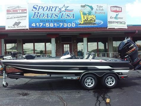 used skeeter bass boats for sale in missouri skeeter zx boats for sale in missouri
