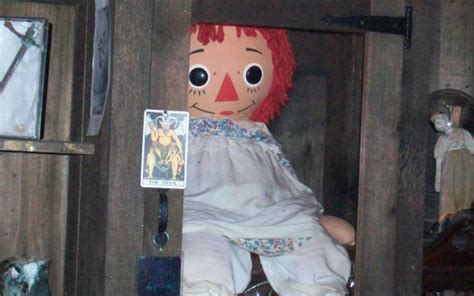 annabelle doll new orleans 10 infamously haunted dolls that will murder you