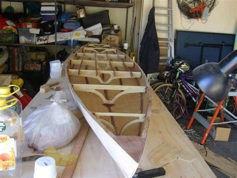 building  kahalo plywood board stand  paddle forums