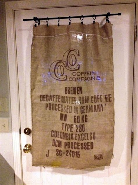 coffee sack curtains best 25 potato sacks ideas on pinterest brown jumpers