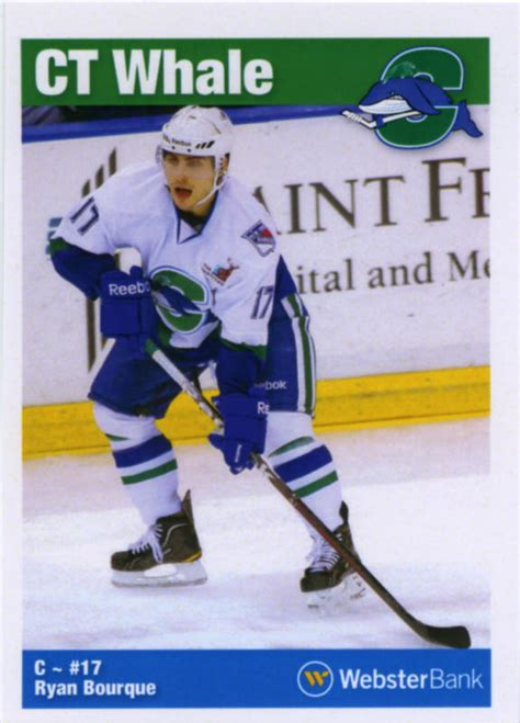 Mats Zuccarello Hockeydb by Connecticut Whale 2011 12 Hockey Card Checklist At