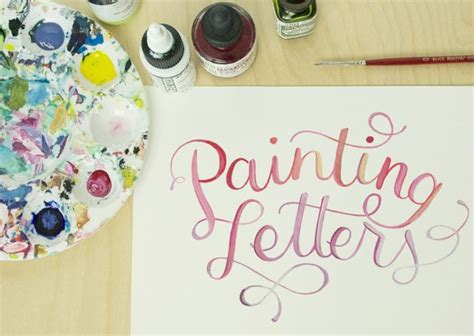 painting letters 1000 images about paint techs on fresco