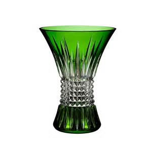 lismore emerald 8in vase discontinued