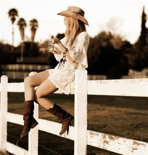 country dresses with boots country dress with cowboy boots