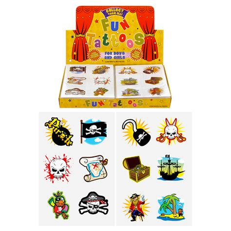 removable tattoos for kids 36 childrens temporary tattoos loot bag