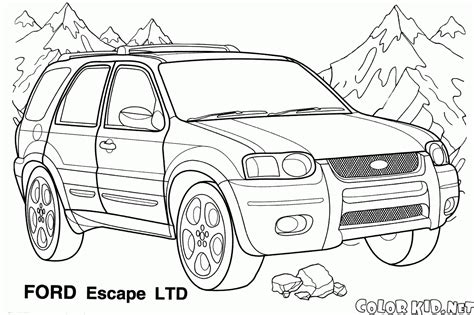 coloring pages jeep grand cherokee coloring page jeeps