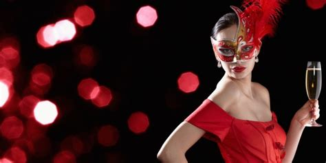 christmas mask theme 10 themes cool ideas how to throw a memorable
